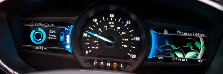 What do the Warning Lights on my Ford Mean?