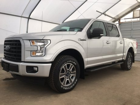 2017 Ford F-150 XLT SPORT 4X4 SUPERCREW
