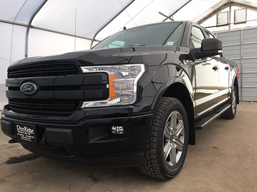 2018 ford f 150 lariat sport for sale in meadow lake sk new ford sales. Black Bedroom Furniture Sets. Home Design Ideas