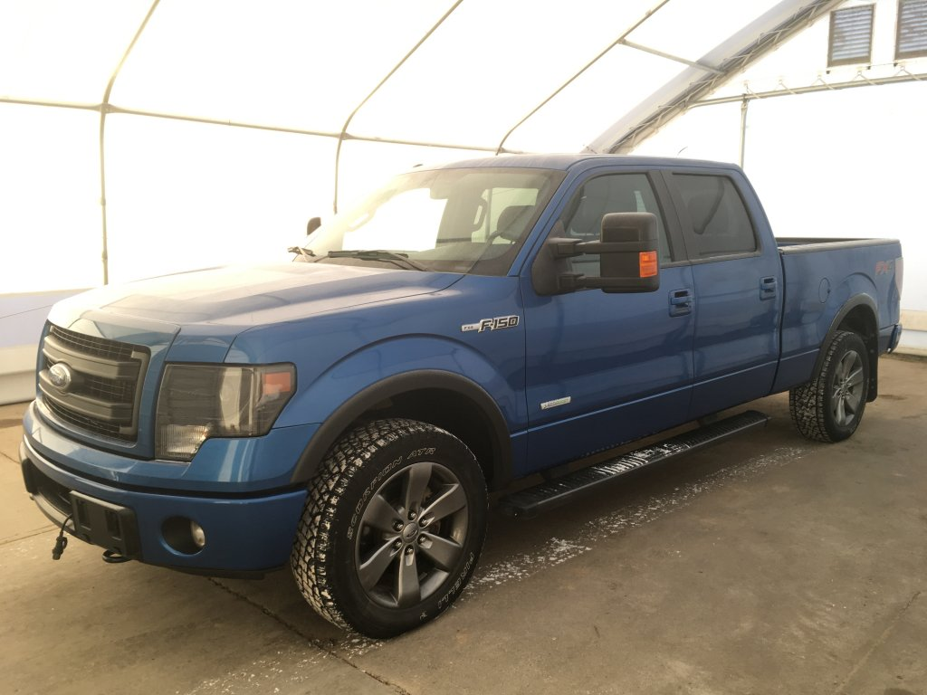 2014 Ford F-150 FX4 Luxury