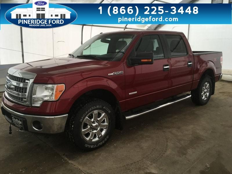 2014 Ford F-150 - N6072A Full Image 1