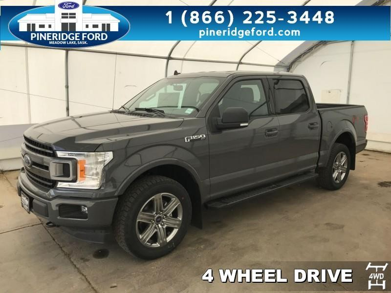 2018 Ford F-150 - 0N6238 Full Image 1
