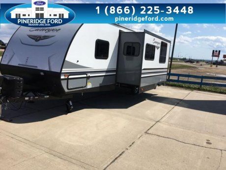 2019 Surveyor Svt295qble Rv