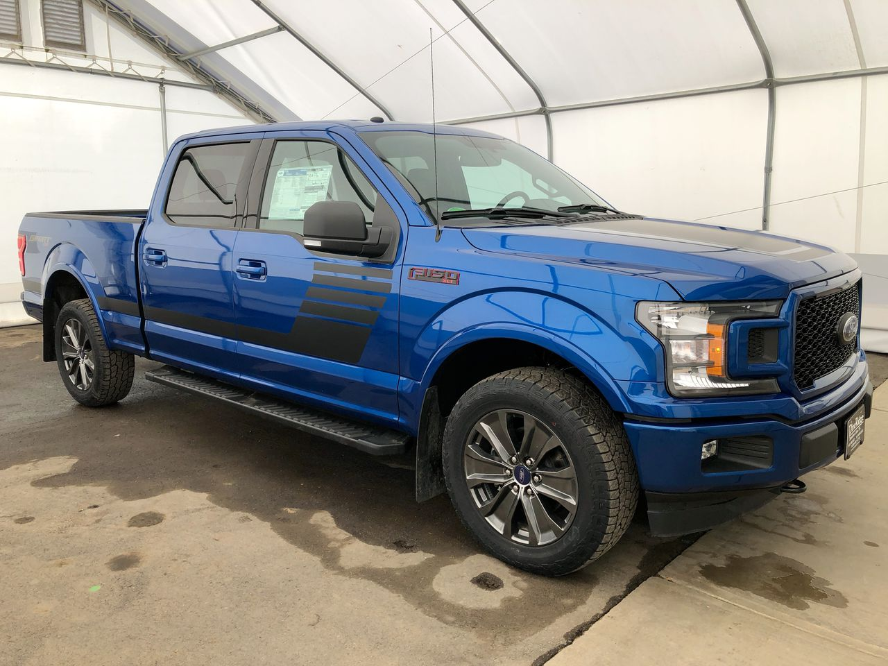2018 f 150 xlt special edition