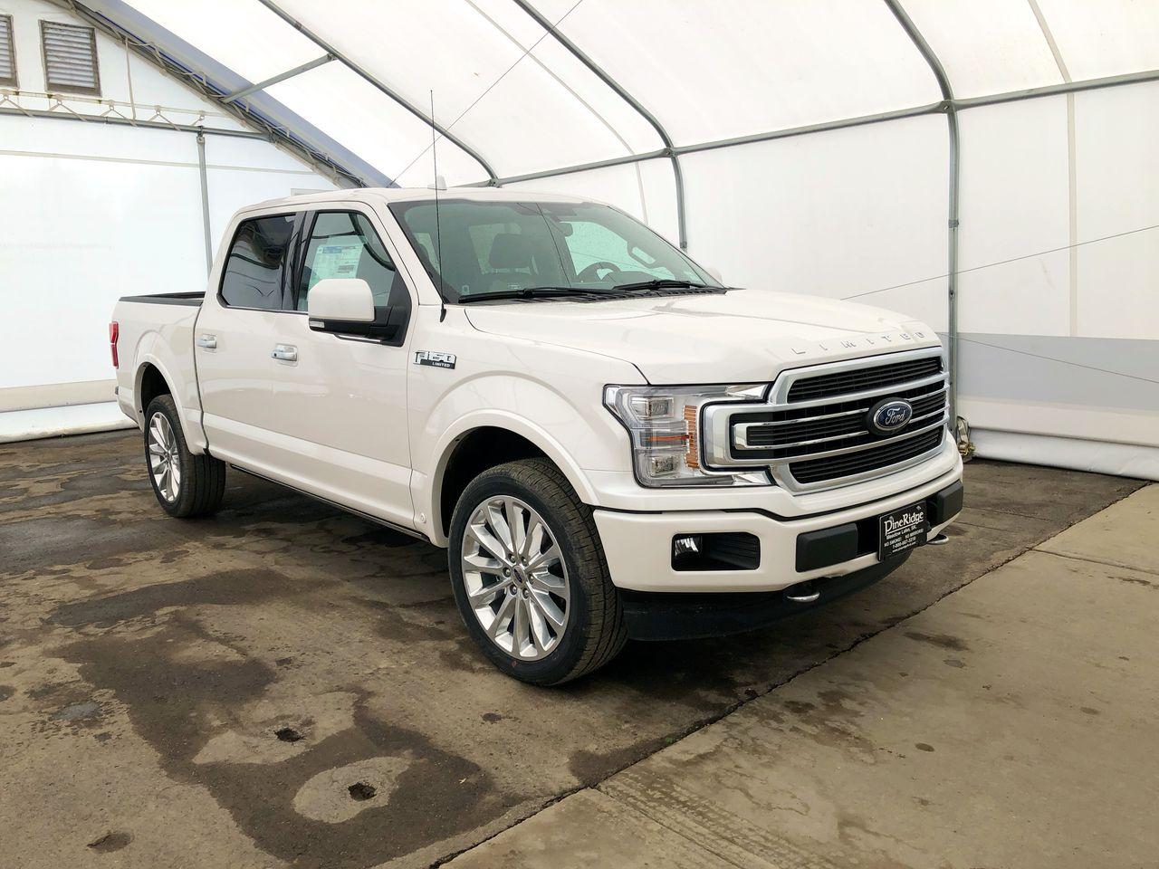 2019 Ford F-150 Limited (0N6466) Main Image