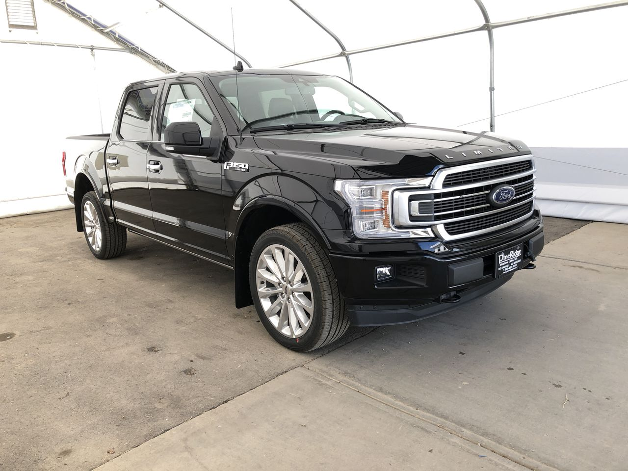 2019 Ford F-150 Limited (0N6477) Main Image