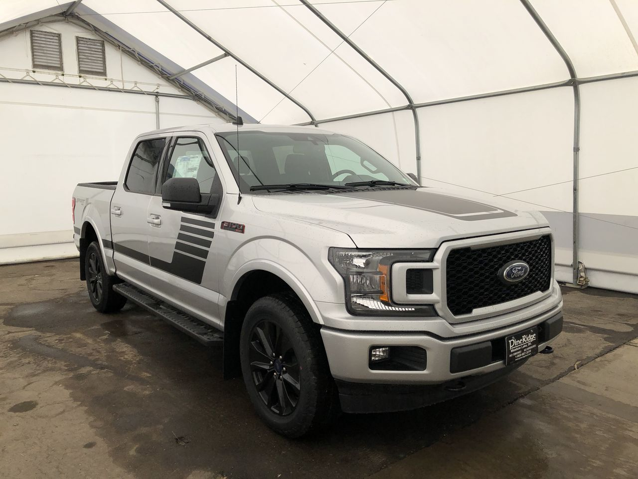 New Ford F150 >> 2019 Ford F 150 Xlt