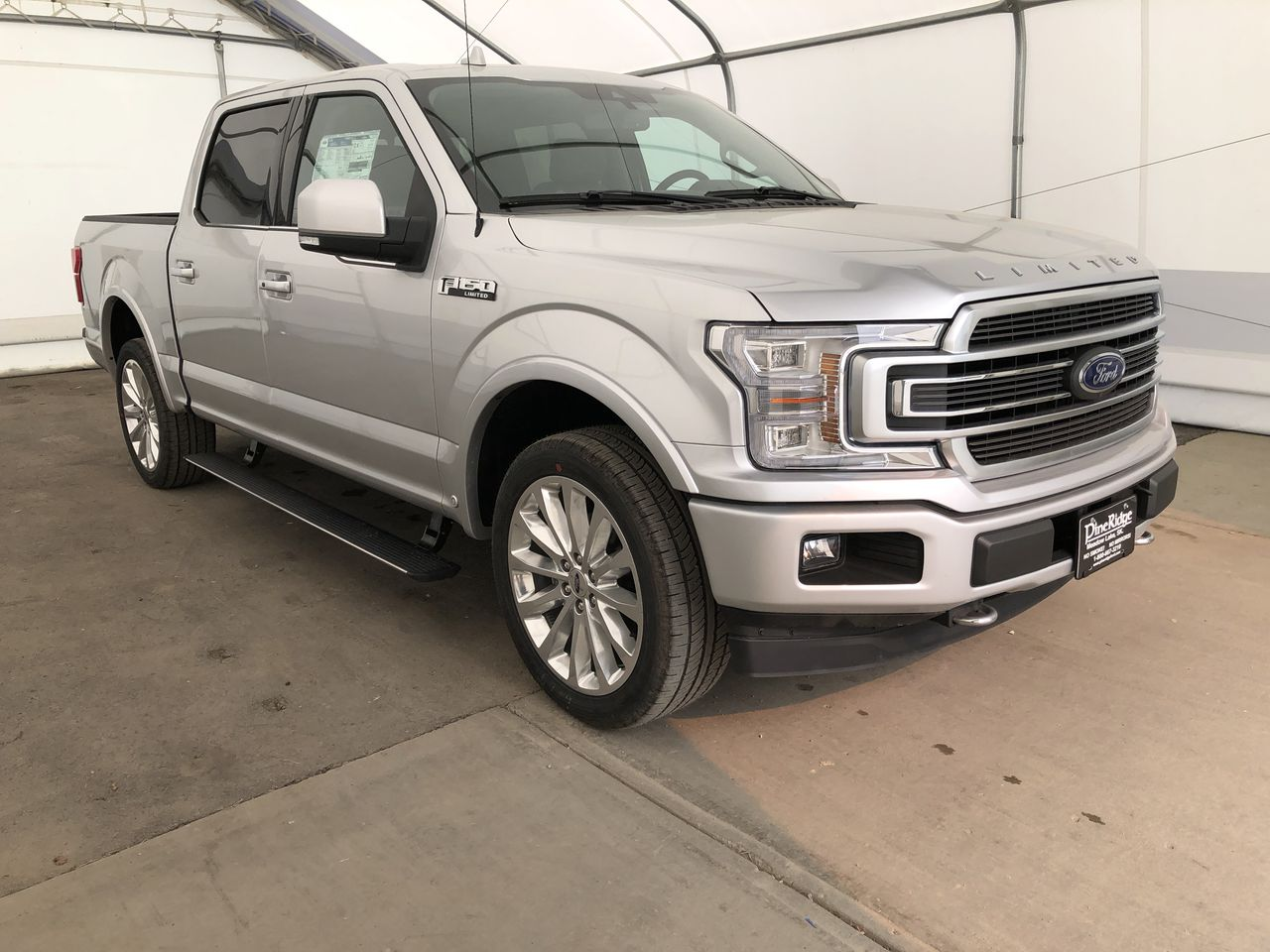 2019 Ford F-150 Limited (0N6485) Main Image