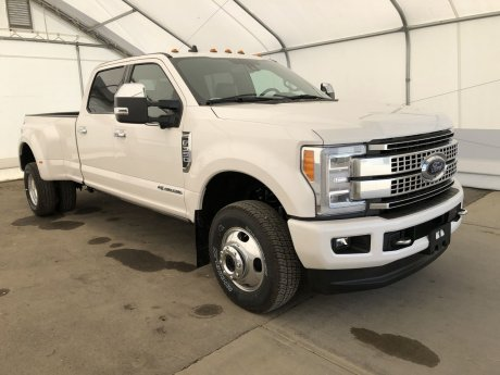 2019 Ford Super Duty F-350 DRW Platinum