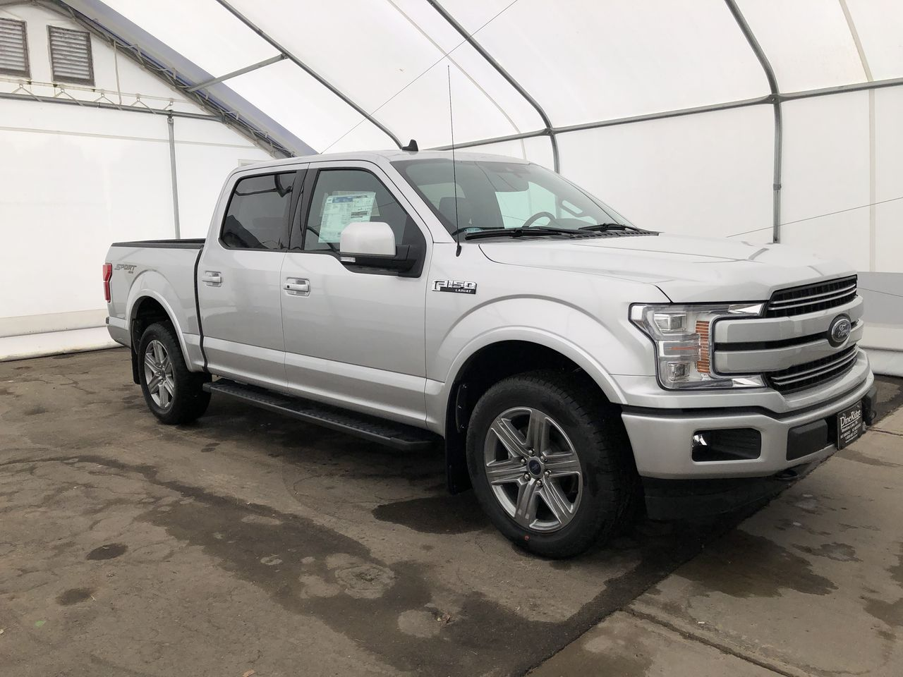 2019 Ford F-150 Lariat (0N6498) Main Image