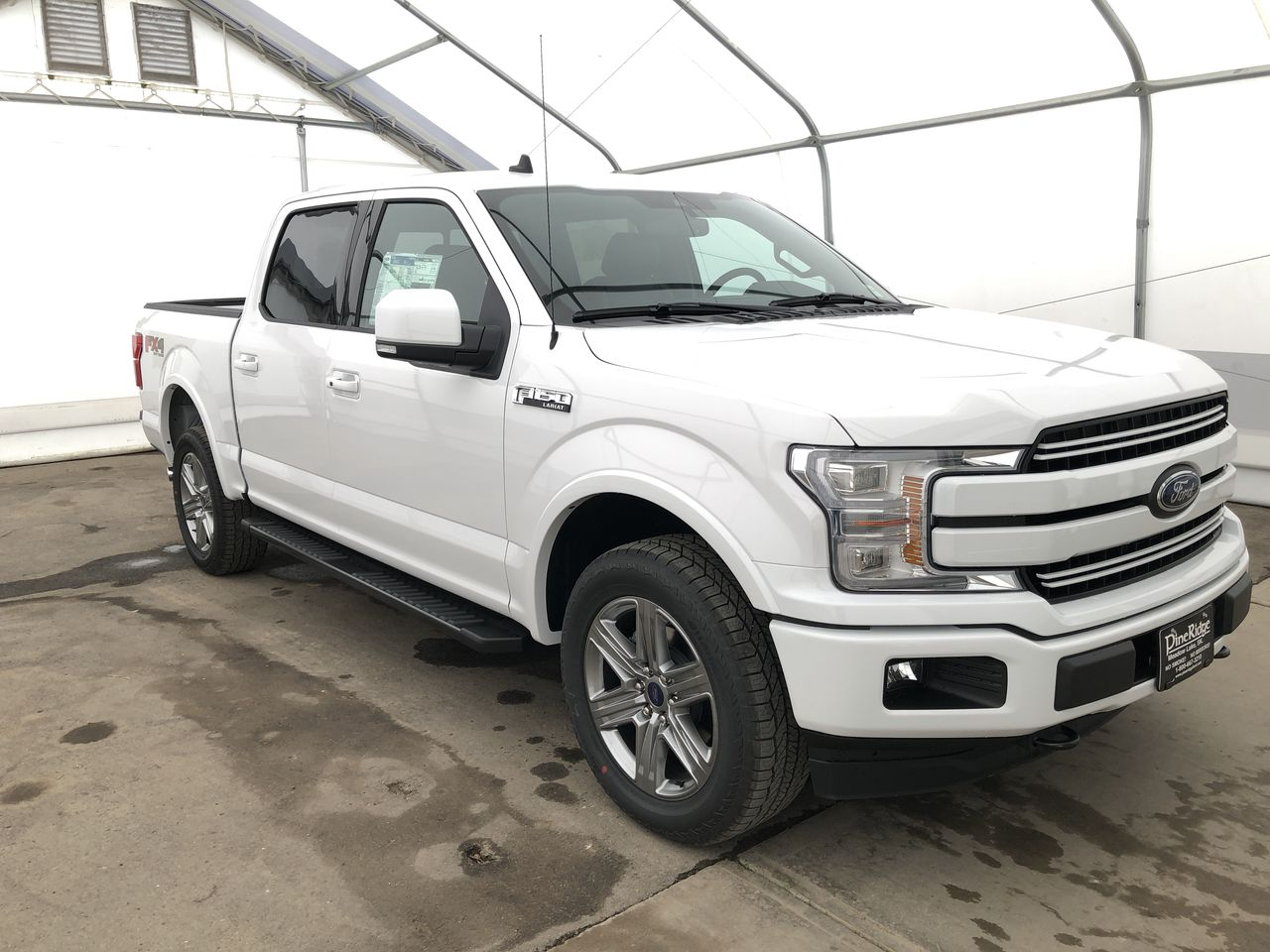 2019 Ford F-150 Lariat (0N6522) Main Image