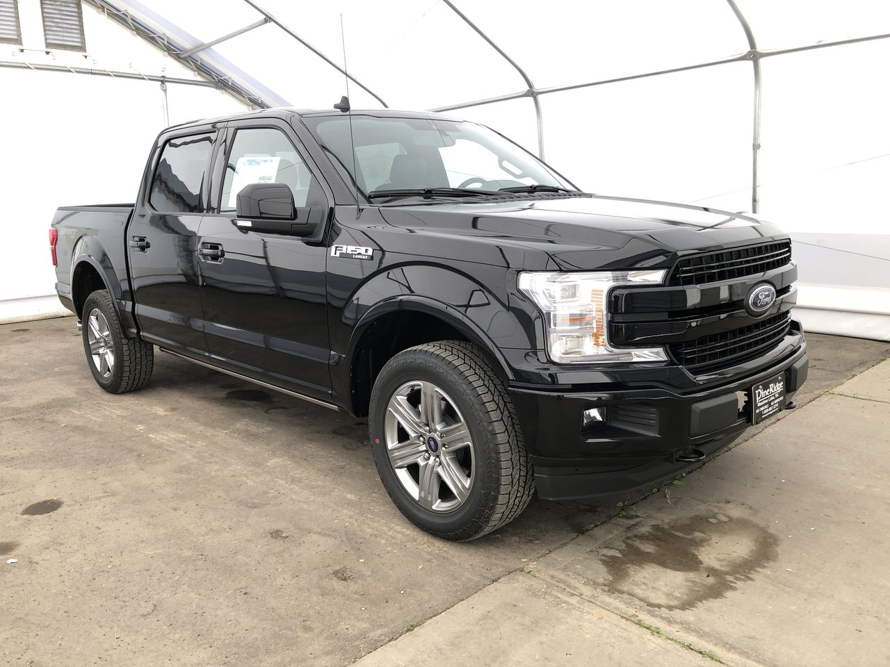 2019 Ford F-150 Lariat (0N6530) Main Image