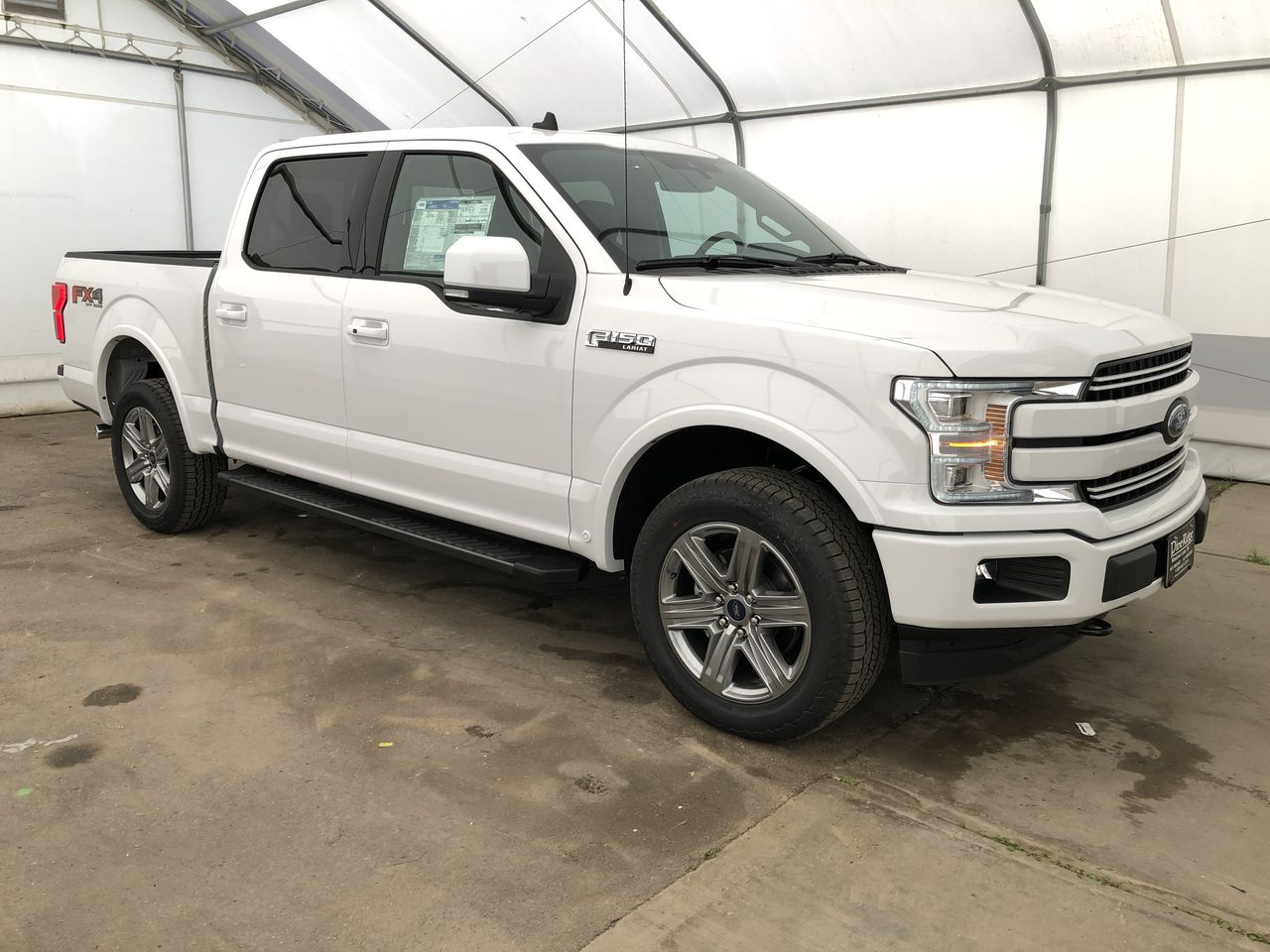 2019 Ford F-150 Lariat (0N6545) Main Image