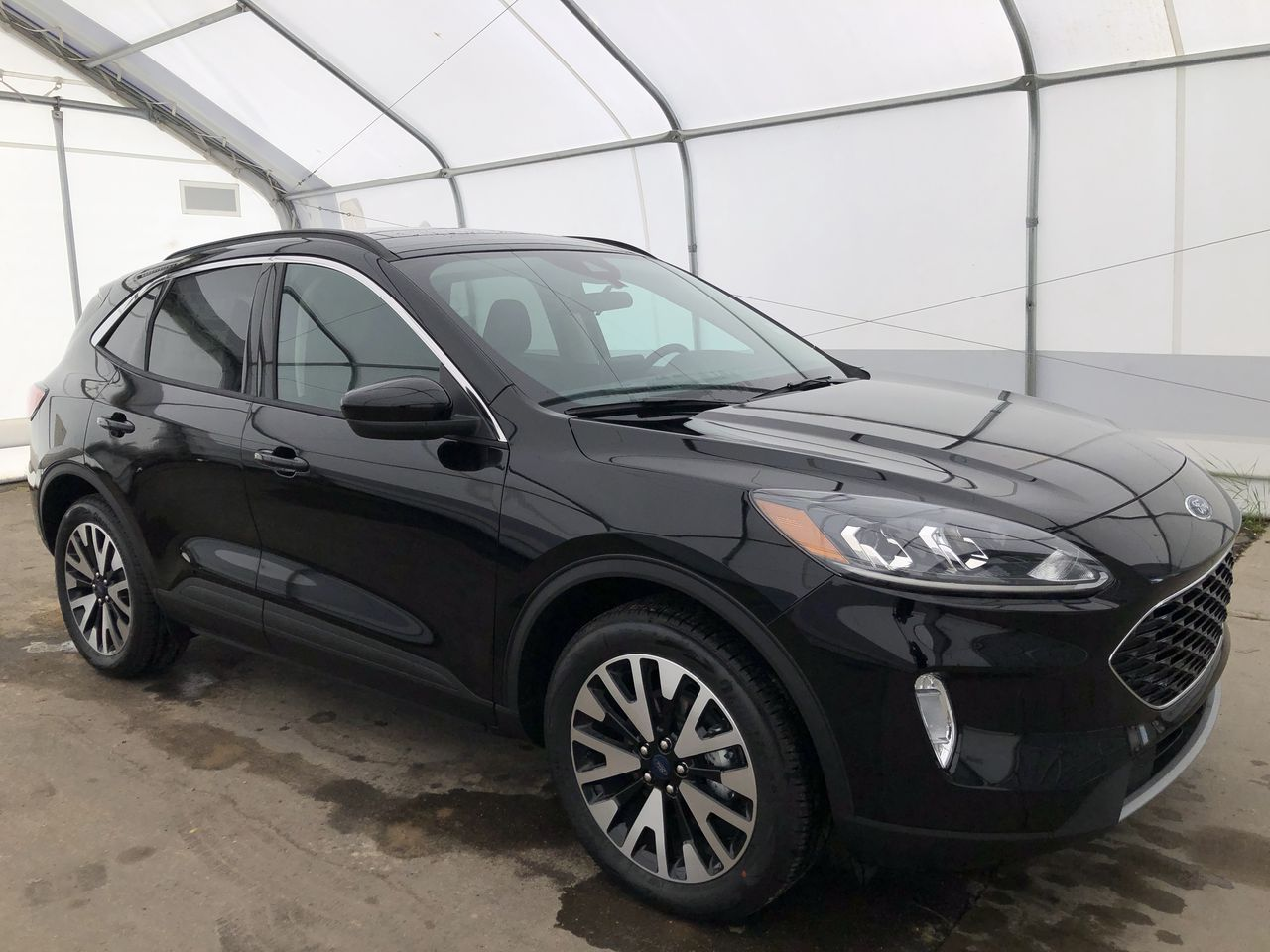 2020 Ford Escape Sel (0N6653) Main Image