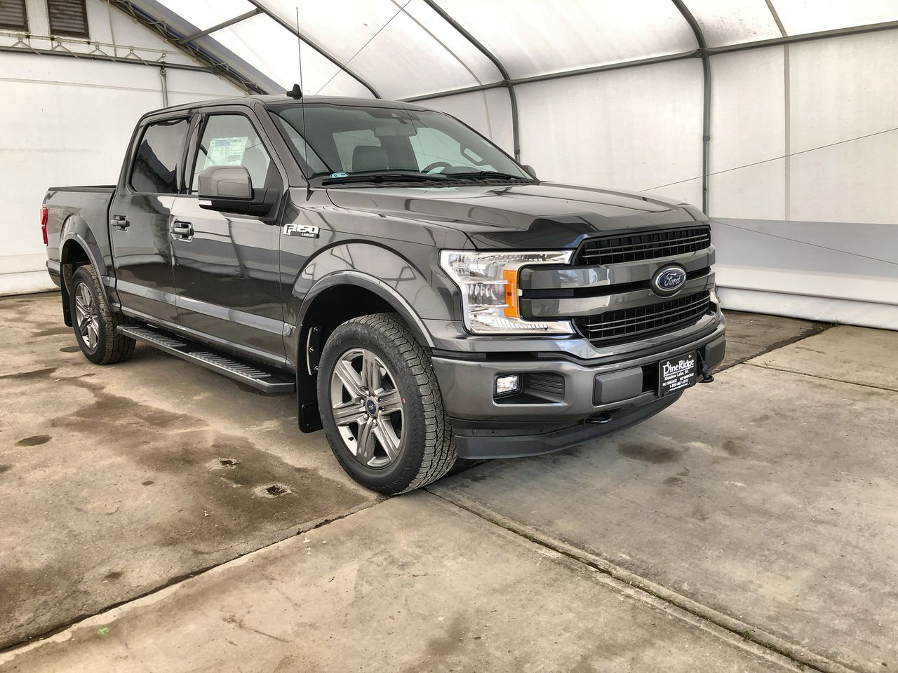 2020 Ford F-150 Lariat (0N6659) Main Image
