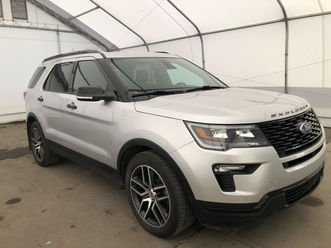 2018 Ford Explorer Sport (N6548A) Main Image