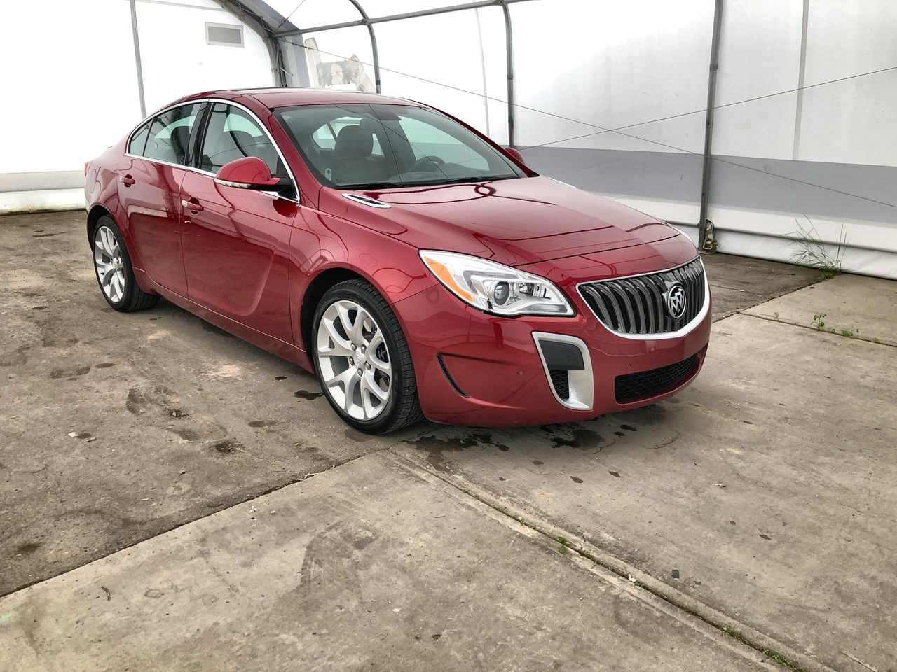 2015 Buick Regal Gs (N6539A) Main Image