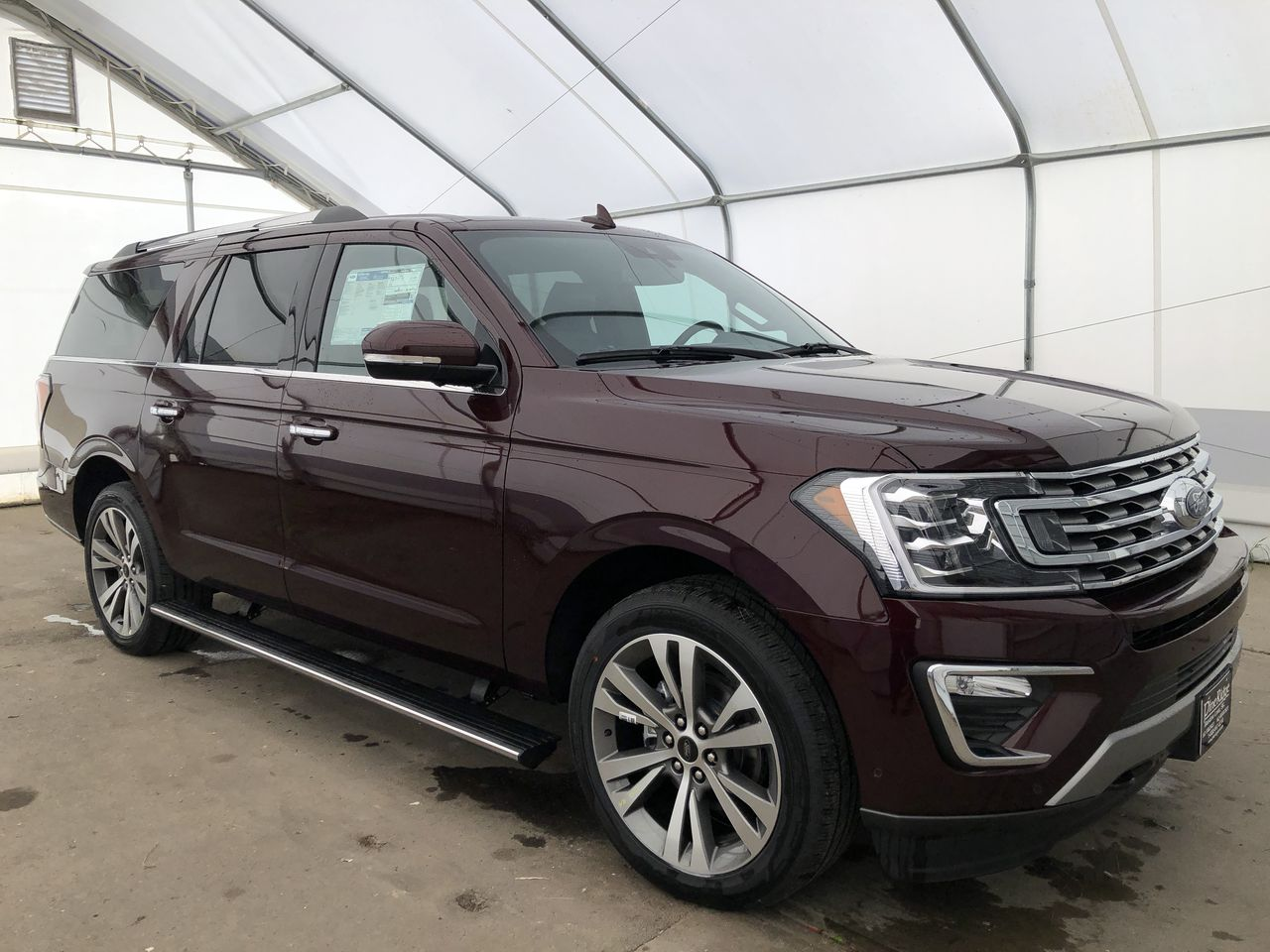 2020 Ford Expedition Limited Max (0N6699) Main Image