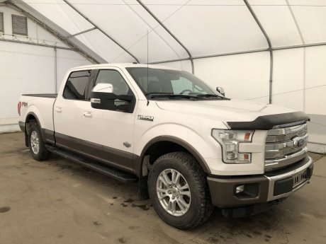 2016 Ford F-150 Lariat King Ranch