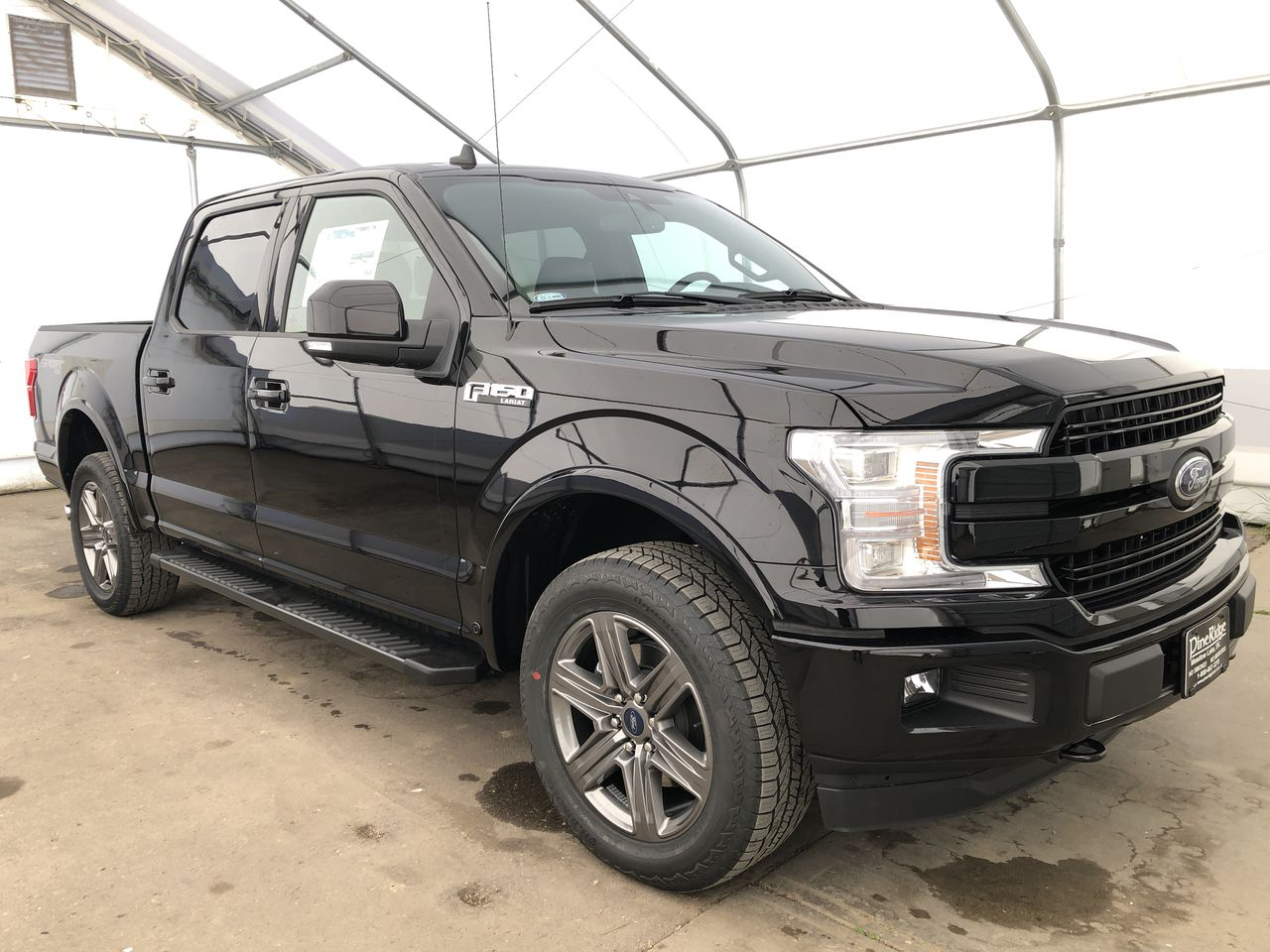 2020 Ford F-150 Lariat (0N6724) Main Image