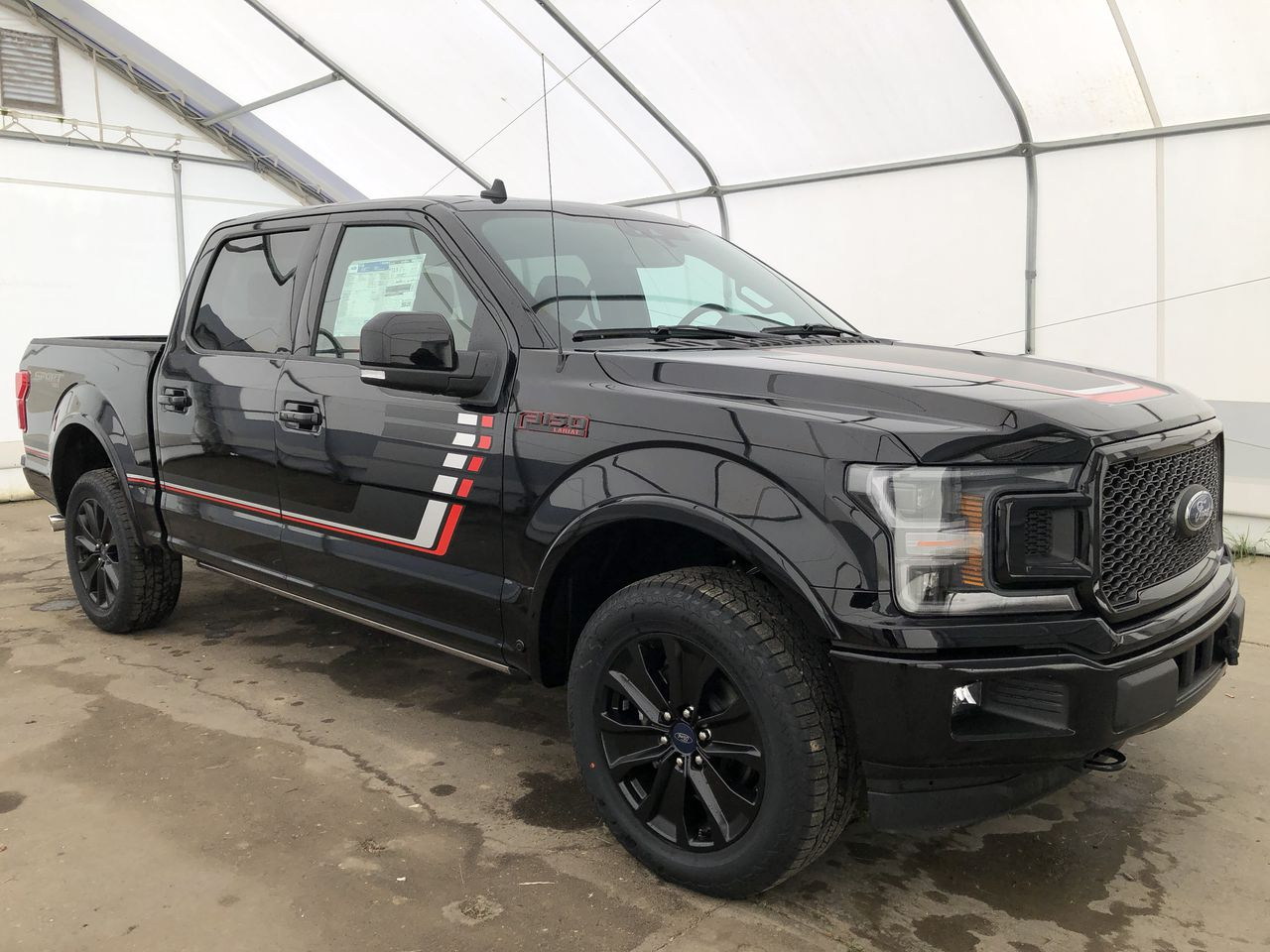 2020 Ford F-150 Lariat (0N6731) Main Image