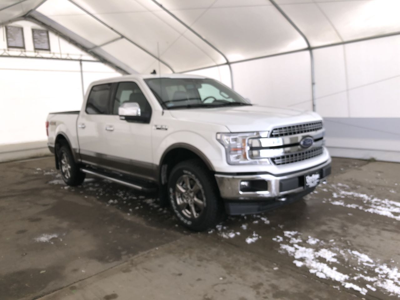 2020 Ford F-150 Lariat (0N6781) Main Image