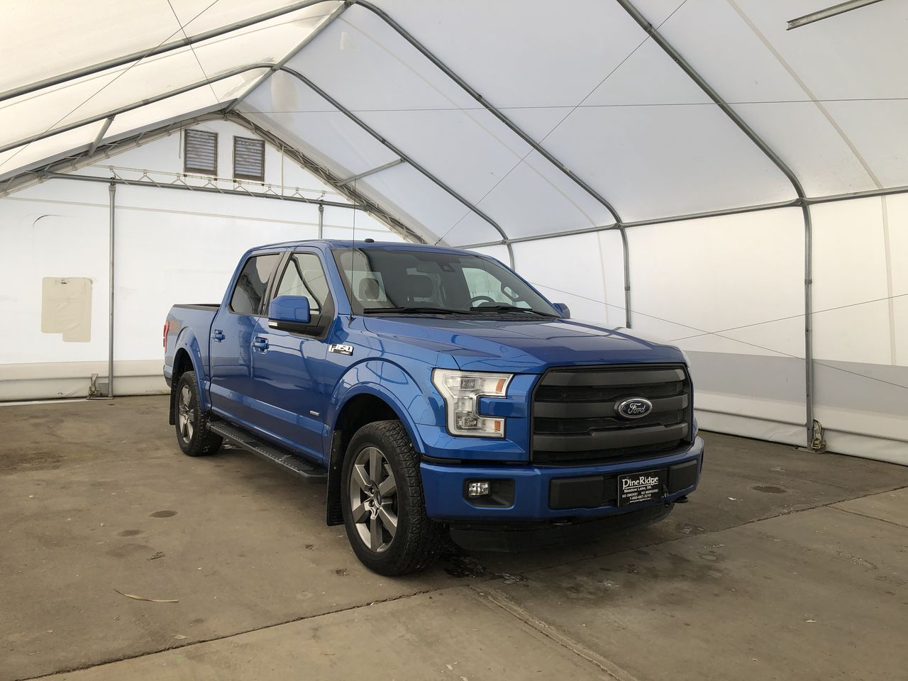 2016 Ford F-150 Lariat (U6811A) Main Image