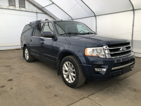 2015 Ford Expedition Max Expedition El Limited