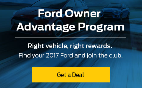 Ford Owner Advantage Program