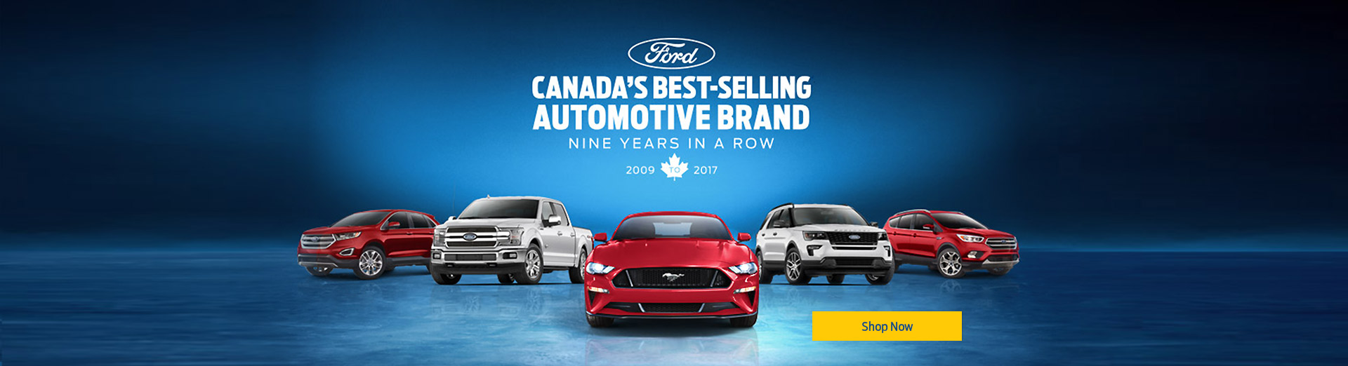 Canada's Best Automotive Brand for Three Years in a Row